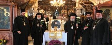 Μνημόσυνο μακαριστού Αρχιεπισκόπου Αθηνών Χριστοδούλου στη Μύκονο