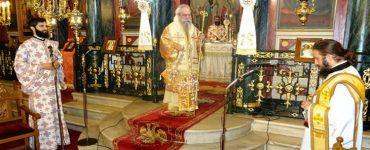 Η Εορτή του Αγίου Ιακώβου του Αδελφοθέου στην Σπάρτη