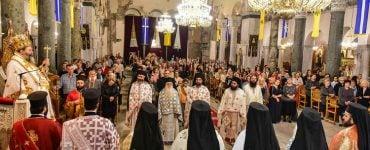 Αγρυπνία στον Άγιο Δημήτριο Θεσσαλονίκης
