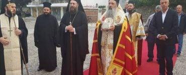 Στα Τρίκαλα Λείψανο Αγίου Αρσενίου Αρχιεπισκόπου Ελασσώνος