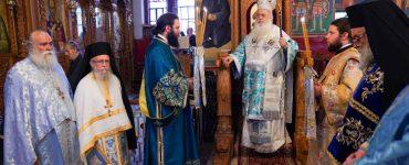 Δοξολογία για την 106η επέτειο της απελευθέρωσης της Χαλάστρας