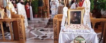 Μνημόσυνο μακαριστού Αρχιεπισκόπου Αθηνών Χριστοδούλου στη Χαλκίδα