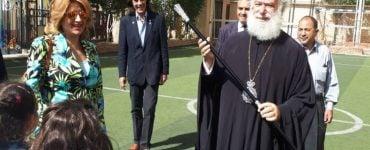 Πατριάρχης Αλεξανδρείας: Είστε η ελπίδα του Αιγυπτιώτη Ελληνισμού