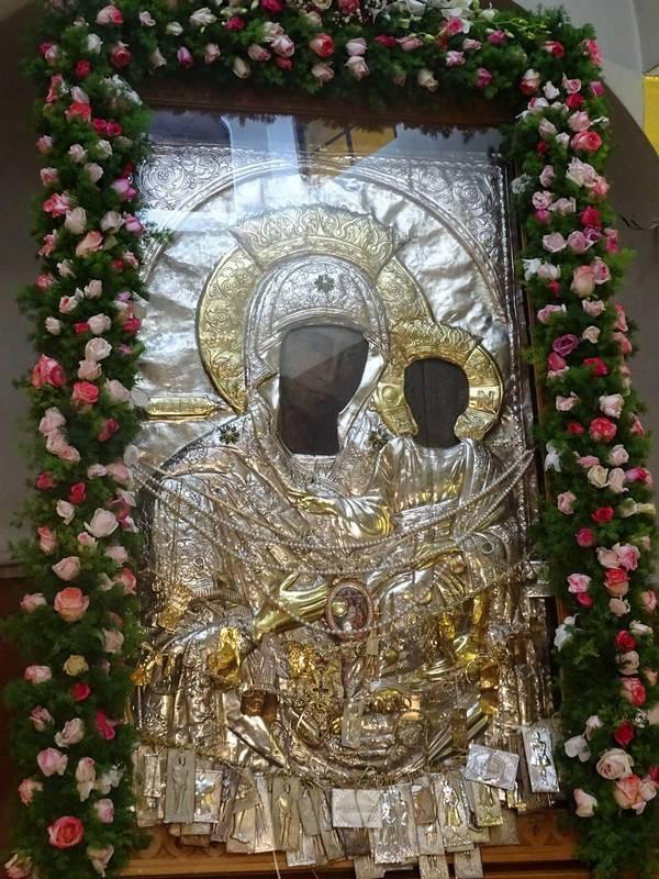 Μεθέορτος Εσπερινός Παναγίας Βουρλιώτισσας στην Ν. Φιλαδέλφεια