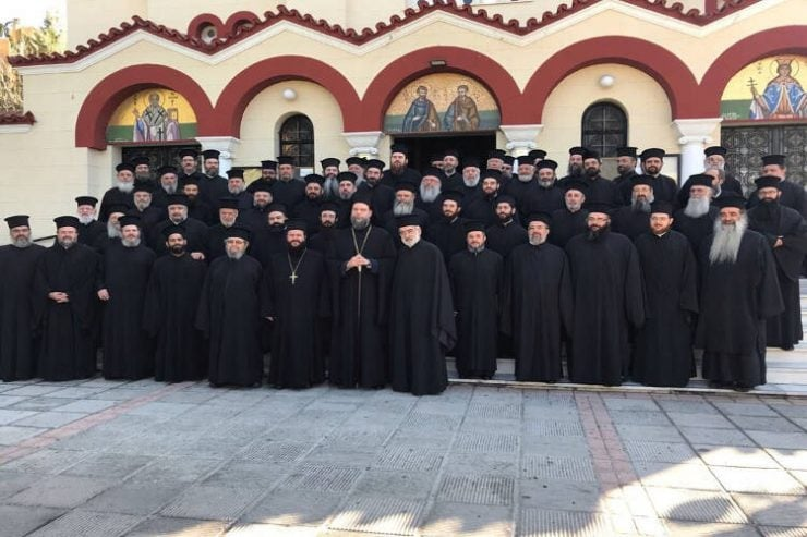 Ιερατική Σύναξη Ι.Μ. Νέας Ιωνίας για νέο Εκκλησιαστικό Έτος