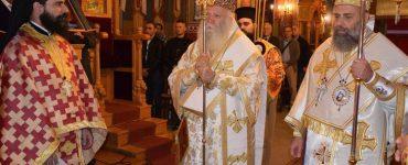Εορτή Αγίου Ιερομάρτυρος Σεραφείμ στον τόπο μαρτυρίου του