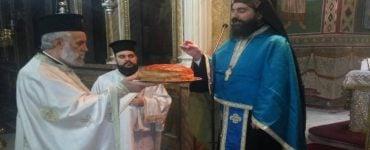 Η Εορτή του Αγίου Διονυσίου του Αρεοπαγίτου στην Καρδίτσα