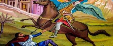 Ο ημεδαπός πολιούχος Άγιος Δημήτριος ο Μεγαλομάρτυρας
