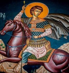 Ο Μυροβλύτης και θαυματουργός Άγιος Δημήτριος