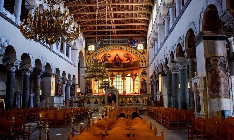 Θεσσαλονίκη live: Πολυαρχιερατικό Συλλείτουργο Αγίου Δημητρίου