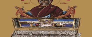 Η Τιμία Ζώνη της Παναγίας στη Θεσσαλονίκη