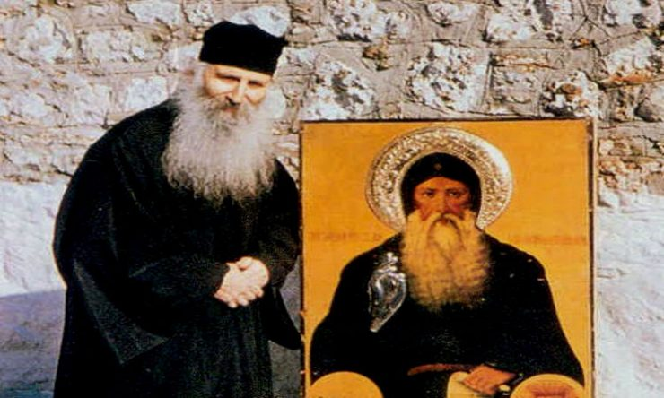 Άγιος Ιάκωβος Τσαλίκης της Μονής Οσίου Δαβίδ Ευβοίας