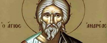Αγρυπνία Αγίου Αποστόλου Ανδρέα στην Παλλήνη