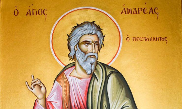 Αγρυπνία Αποστόλου Ανδρέα στη Μονή Μαχαιρά Κύπρου