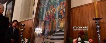 Τα Εισόδια της Θεοτόκου στη Νέα Τίρυνθα Αργολίδος
