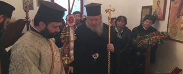 Η πρώτη μέρα της Σαρακοστής στη Μητρόπολη Κυδωνίας