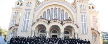 Ιερατική Σύναξη στη Μητρόπολη Πατρών στο πλαίσιο των Πρωτοκλητείων
