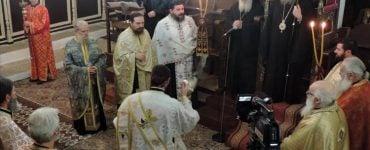 Εσπερινός Εισοδίων της Θεοτόκου στο Επισκοπείο Άρτης