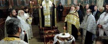 Εσπερινός Αγίου Αποστόλου Ανδρέα στην Άρτα