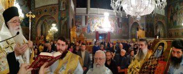 Η Εορτή του Αγίου Ιακώβου Τσαλίκη στο Βόλο