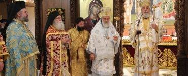 Η εορτή του Αγίου Νεκταρίου στη Μητρόπολη Φωκίδος