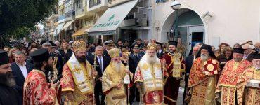 Η Σητεία γιόρτασε την πολιούχο της Αγία Αικατερίνη