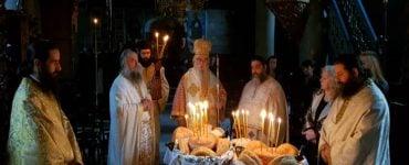 Εορτή Αγίων Αναργύρων στη Μητρόπολη Καστοριάς