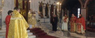 Εορτή των Εισοδίων της Θεοτόκου στην Κόρινθο