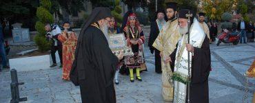 Η Ξάνθη υποδέχτηκε τον Πολιούχο της Άγιο Ιωάννη Πρόδρομο