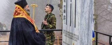 Επιμνημόσυνη Δέηση στο Όρος Βερτίσκος (ΦΩΤΟ)
