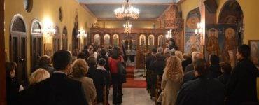 Πλήθος κόσμου στην Παράκληση Αγίου Νεκταρίου στο Γύθειο