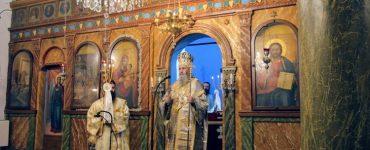 Εορτή Εισοδίων της Θεοτόκου στη Μητρόπολη Ναυπάκτου (ΦΩΤΟ)