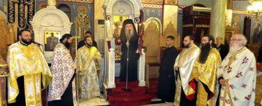 Η Σπάρτης εορτάζει τον πολιούχο της Όσιο Νίκων