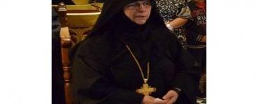 Εκοιμήθη η Ηγουμένη της Μονής Βυτουμά Γερόντισσα Παρθενία