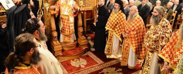 Η Εορτή Αγίου Ιωάννου του Χρυσοστόμου στη Θεσσαλονίκη (ΦΩΤΟ)
