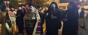Η Υποδοχή Λειψάνου Αγίου Ιωάννου του Χρυσοστόμου στα Τρίκαλα