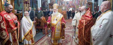 Η εορτή της Αγίας Αικατερίνης στη Μητρόπολη Βεροίας (ΦΩΤΟ)