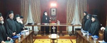 Νέοι Αρχιερείς στο Πατριαρχείο Αλεξανδρείας