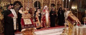 Ο Πατριάρχης Ιεροσολύμων στη Ρουμανία