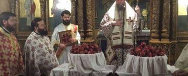 Αγρυπνία για την έναρξη της Σαρακοστής Χριστουγέννων στη Νέα Ιωνία