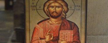 Υποδοχή Εικόνας του Χριστού Παντεπόπτου στον Πειραιά