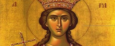Υποδοχή Τιμίας Κάρας Αγίας Βαρβάρας στην Καλαμαριά