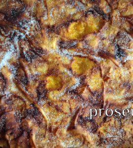 Κολοκυθόπιτα γλυκιά - Παραδοσιακή Ζαγορίσια Συνταγή