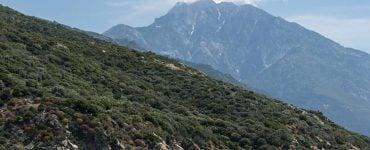 Η κορυφή του Άθωνα (ΒΙΝΤΕΟ)