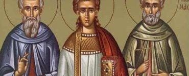 Πανήγυρις Αγίων Γουρία Σαμωνά και Αβίβου στην Καστοριά