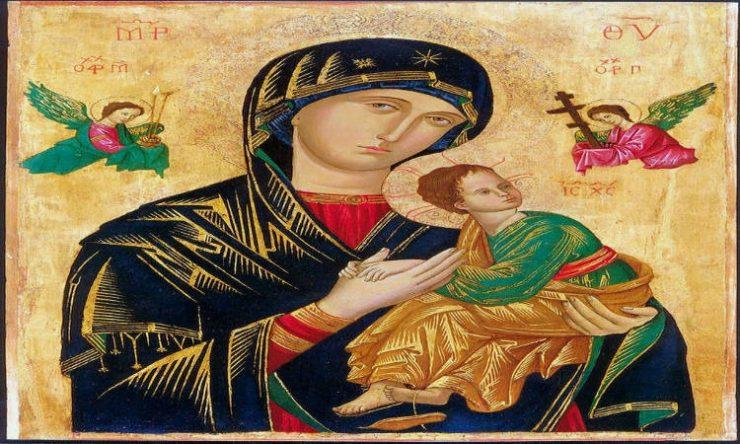 Προσευχή στην Παναγία Υπέρφωτη Μαρία