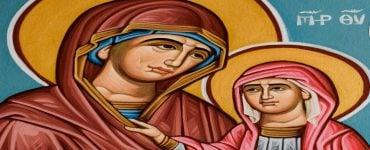 Πρώτη φορά στην Κύπρο Λείψανο Αγίας Άννας από το Άγιο Όρος