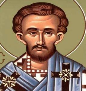Αγρυπνία Αγίου Ελευθερίου στη Μητρόπολη Θηβών