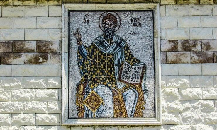 Αγρυπνία Αγίου Σπυρίδωνα στα Σπάτα