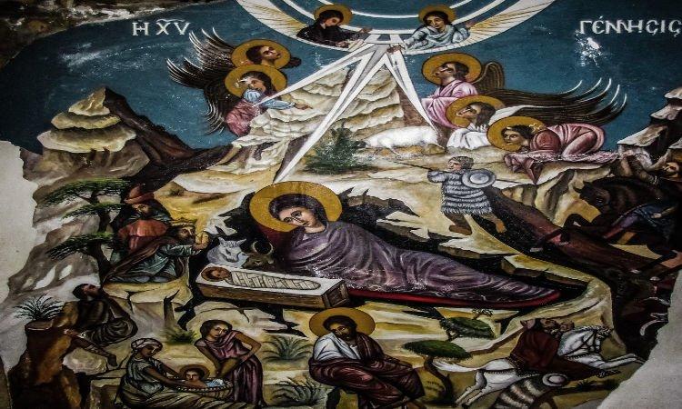 Αληθινά Χριστούγεννα - Ο Χριστός γεννάται στις καρδιές μας